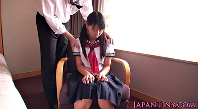 Tight, Japanese schoolgirl, Small japanese, Japanese pussy