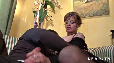 French mature, French mature anal
