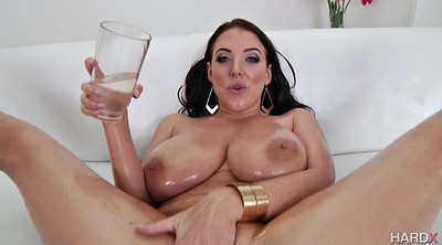 Angela white, Show, Big ass solo, Angela, Big pussy solo, White solo