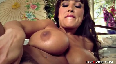 Lisa ann, Big nipple