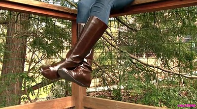 Boots, Leather fetish, Leather boots, Boots m, Boot feet