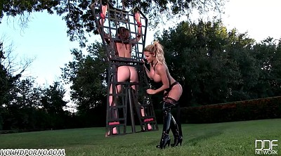 Slave, Outdoor, Mistress