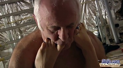 Old man, Ejaculation, Gay old, Granny facial, Ejaculate