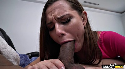 Interracial, Aidra fox, Teen interracial