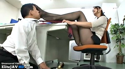 Japanese pantyhose, Japanese massage, Nylon feet, Japanese foot, Nylon handjob, Japanese feet