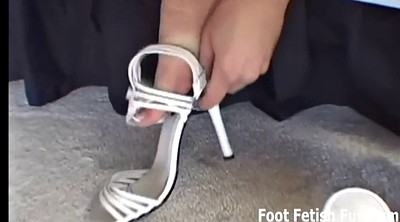 Footjob, Femdoms