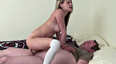 Granny anal, Young daughter