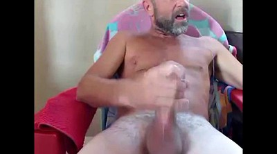 Gay daddy, Mature amateur, Mature gay, Man masturbation