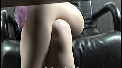 Japanese foot, Japanese office, Miniskirt, Foot japanese, Asian office