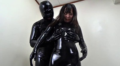 Japanese black, Catsuit