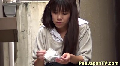 Asian public, Street slut, Asian street, Asian piss, Asian pee