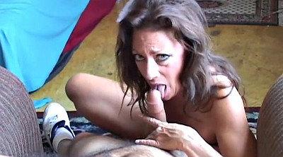 Mature cougar, Lucky guy