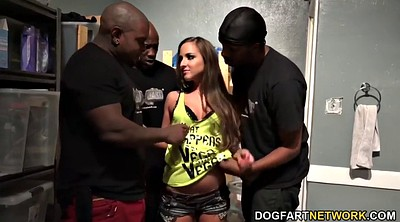 Interracial creampie, Gang sex, Black men, Gangs, Gang-bang, Gang bang creampie