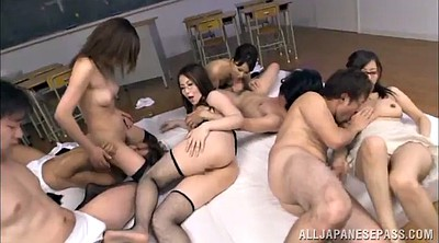 Orgy, Asian group