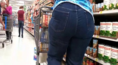 Jeans, Booty, Tight jeans, Bbw candid, Bbw big booty