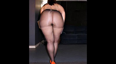Granny big ass, Pantyhose fetish, Mixed, Granny in pantyhose, Granny ass, Ass granny