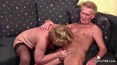 German granny, German mature, Mature porn