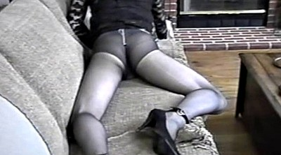 Heels, Diana, Leggings, Crossdressers