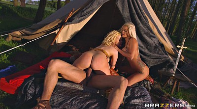 Outdoor, Threesomes