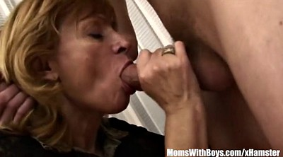 Fucking mom, Hairy mom, Mom shower, Old&young