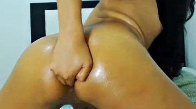 Solo anal, Webcam shemale