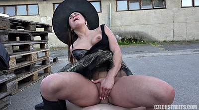 Witch, Huge pussy, Huge cock