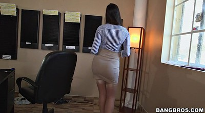 Boss, Office milf, Solo milf, Office solo