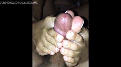 Foot fetish, Bbw feet, Wife feet, Foot handjob, Bbw footjob