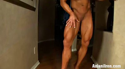 Muscle, Muscle solo, Show, Angela