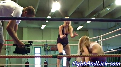 Rimming, Wrestling, Lesbian ass licking
