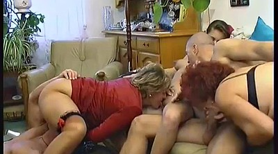 Wife, Orgy, Part, Mature orgy