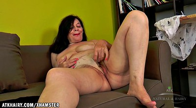 Russian mature, Mature hairy