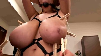 Torture, Tit torture, Hitomi, Tits torture, Asian torture