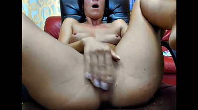 Webcam squirting