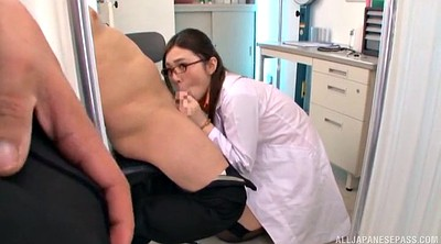 Asian glasses, Asian nurse