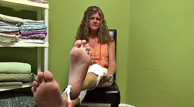 Mature amateur, Mature feet