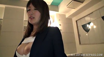 Asian office, Pantyhose fuck, Fuck pantyhose, Clothed