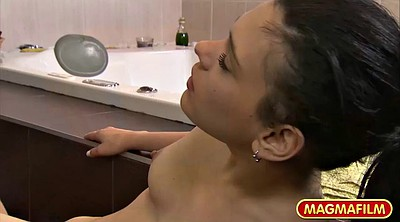 Film, Bath, Take a shower, German lesbian