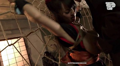 Japanese solo, Asian bondage