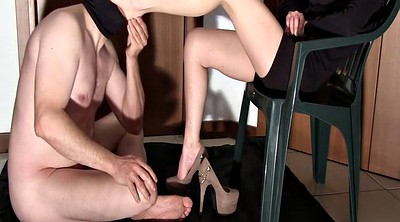 Shoe, Femdom foot, Italian, Licking feet, Foot lick, Lick shoe