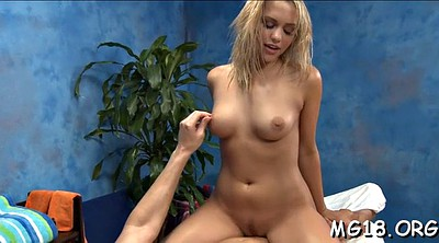 Oil massage, Very teen