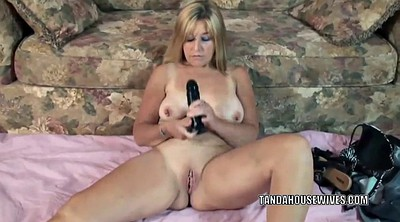 Blacked, Wife dildo, Mature wife