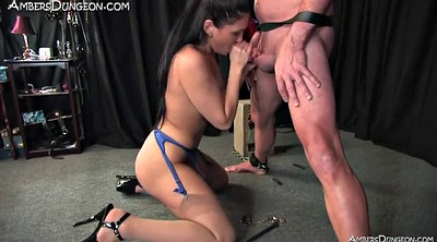 Mistress, Male, Male slave, Punished