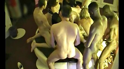 Swingers, French, Private, Couples, Bull