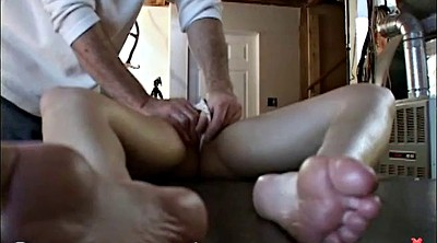 Foot, Foot massage, Teen young, Feet massage, Young foot