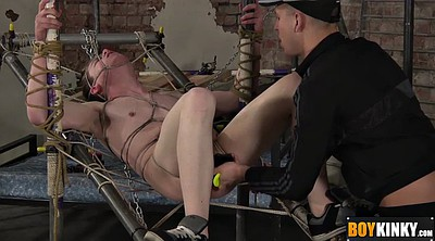 Slaves, Ass slave, Gay slave, Gay couple, Drilled