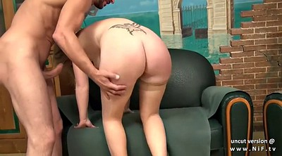 Mom ass, Ass to mouth