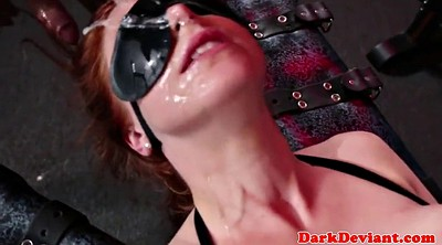 Bound, Blindfolded, Throatfuck
