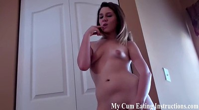 Neighbor, Caught masturbating, Femdom