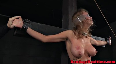 Spanking, Spanked, Breast, Caning